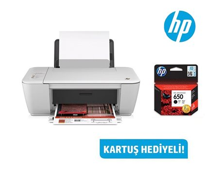 HP DESKJET INK ADVANTAGE 1515 AIO INKJET MULTIFUNCTION YAZICI, HP CZ101AE 650