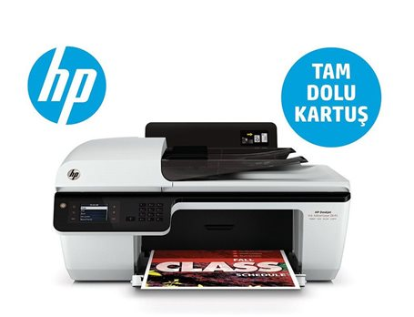 HP DESKJET INK ADVANTAGE 2645 INKJET MULTIFUNCTION YAZICI