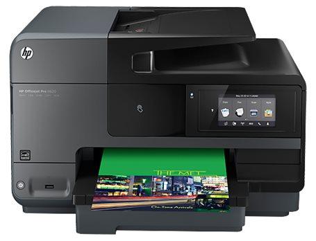 HP OFFICEJET PRO 8620 e-AIO WI-FI INKJET MULTIFUNCTION YAZICI