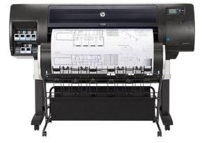 HP Designjet T7200 1060mm Yüksek İş Yazıcısı (F2L46A)